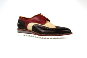 JOSE REAL SHOES H670-C.CAFE CANAPA ENG-EXT